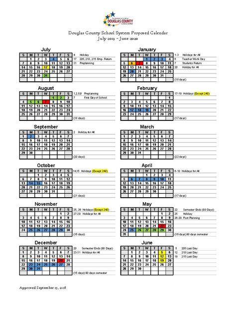 kalender og seimado