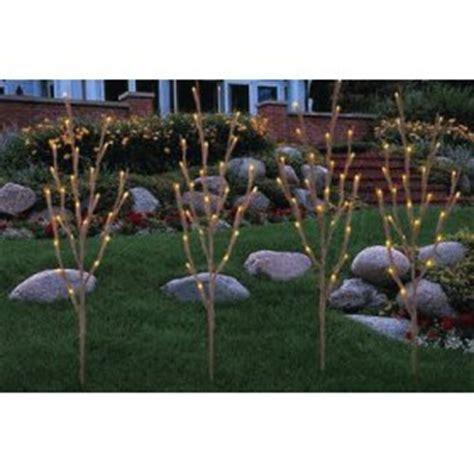 lighted christmas twig tree set lighted christmas twig tree set betterimprovement com