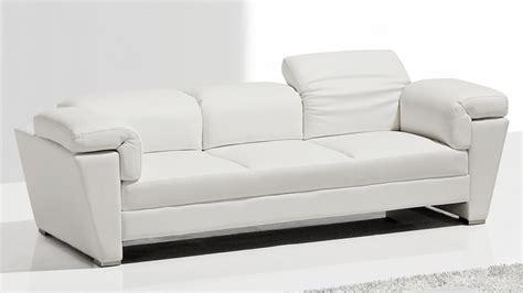 canapé 3 places en cuir canapés cuir 2 ou 3 places mobilier cuir