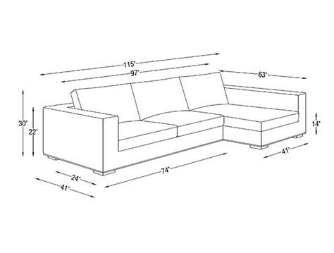 how to measure a sofa walters fabric sectional sofa interior define interior