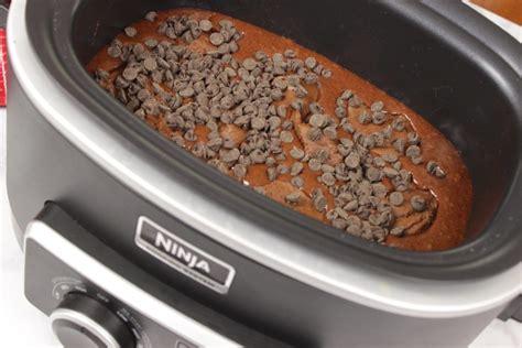 hour crockpot lava cake dessert recipe