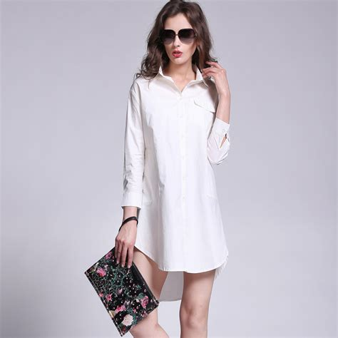 Modern and stylish summer Long-shirts dress outfits