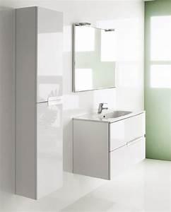 la salle de bains simple et abordable de roca With meuble salle de bain roca