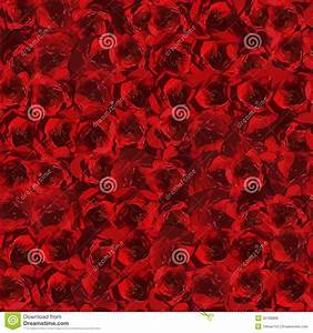 Rose Wallpaper Seamless Illustration Royalty Free Stock ...