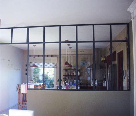 separation vitree cuisine salon separation cuisine salon vitree porte separation vitree