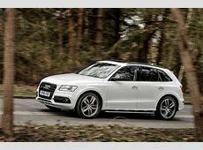 2016 Audi SQ5 Plus review review Autocar