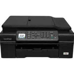 Brother MFC-J460DW Work Smart Color Wireless Inkjet All-in-One, Copy/Fax/Print/Scan