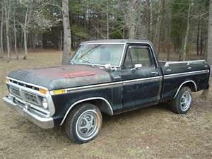 Buy Used 1977 Ford F