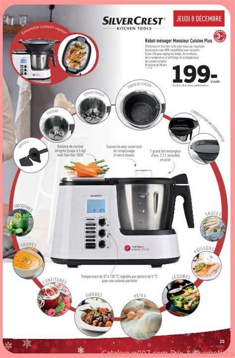 Robot Ménager Monsieur Cuisine Plus Chez Lidl Le 0812