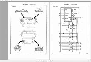 Toyota Yaris 2006 Electrical Wiring Diagram