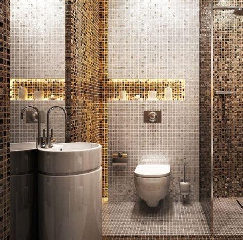 Badezimmer Fliesen Farbe Bauhaus by Mosaik Fliesen F 252 Rs Badezimmer 15 Ideen Und Muster