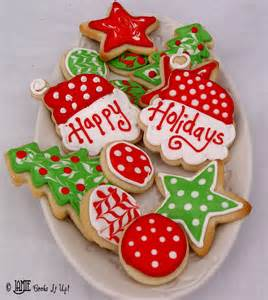 Christmas Sugar Cookies with Icing Recipe