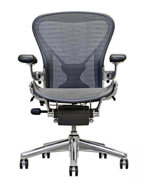 Herman Miller Aeron Chair  Office Furniture Scene