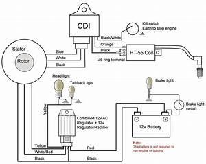 30 150cc Gy6 Wiring Diagram