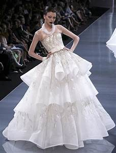 christian dior autumn winter 2008 2009 haute couture With christian dior wedding dresses