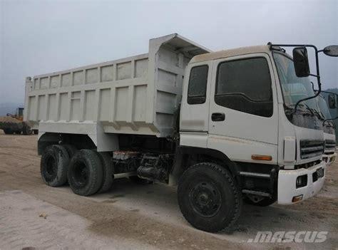 Used Isuzu Cxz Dump Truck Dump Trucks Year