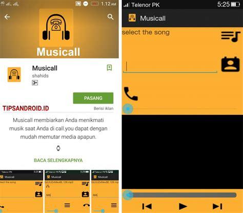 Cara memotong lagu di hp android. Cara Menelepon Sambil Dengarkan Musik Lagu di HP Android ...