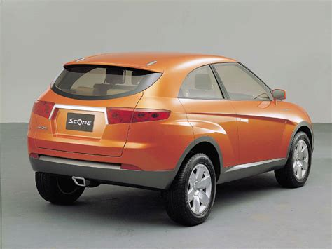 daewoo scope concept   concept cars