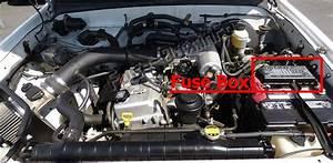 Fuse Box Diagram  U0026gt  Toyota Tacoma  2001