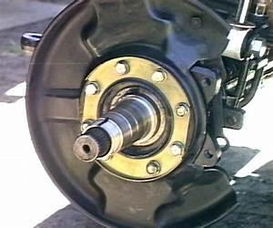 Stock 1976 Fj40 Warn Hub Part    Need Snap Ring