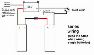 Double Esc Electric Skateboard 100a 8s 34v Controller To