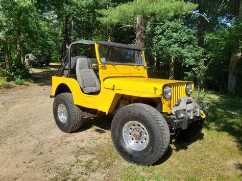 willys jeep cja  sale  halifax ma
