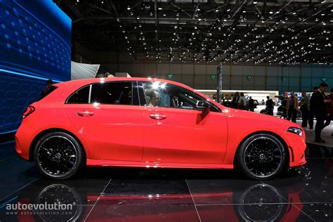 2019 Mercedes-benz A-class Redefines The Premium Compact