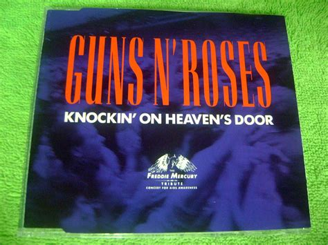 Eam Cd Single Guns N Roses Knockin' On Heaven's Door 2
