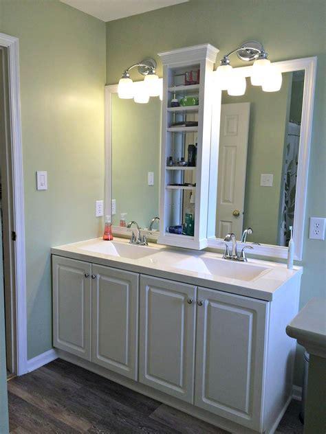bathroom mirror trim ideas 21 best bathroom mirror ideas to reflect your style