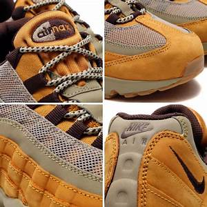 """Air Max 95 Joins Nike's Fall 2015 """"Wheat"""" & Holiday 2015"""