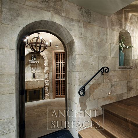 antique flat wall stone cladding collection  ancient