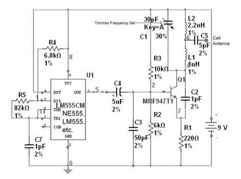 Jammer Circuit Circuits Next