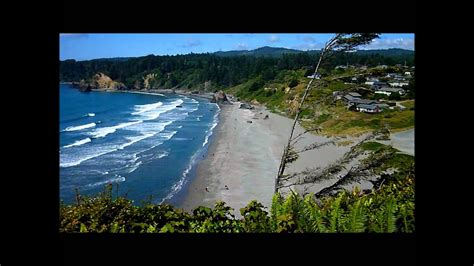 trinidad state beach youtube