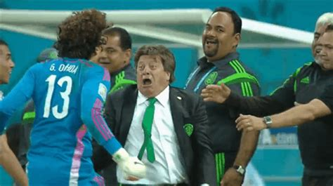 Mexico Soccer Memes - miguel herrera s goal reaction know your meme
