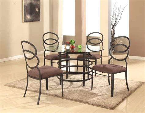 Black Dining Room Sets For Cheap Marceladickcom