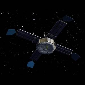 3d model mariner 4 spacecraft