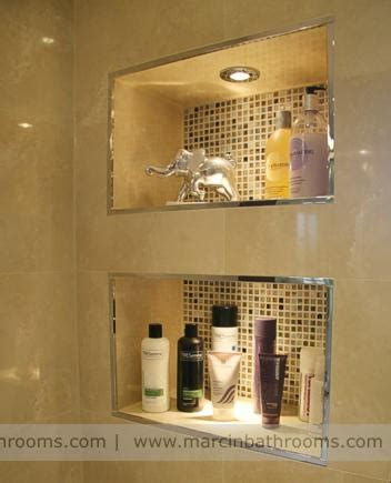 bathroom alcove ideas decorative bathroom alcove storage bathrooms