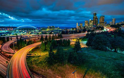 Desktop Wallpapers by Seattle Washington Usa View Dr Jose P Rizal Bridge Hd