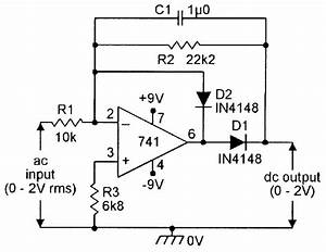 Ac To Dc Converter Examples