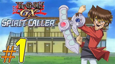 spirit caller gx yu gi oh play