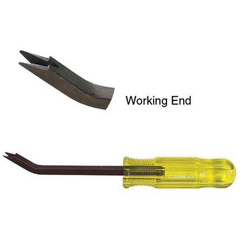 upholstery staple remover upholstery staple remover by cs osborne upholstery staple