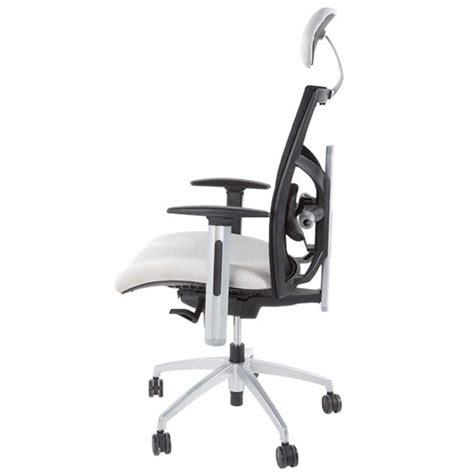 fauteuil de bureau gris fauteuil de bureau quot techno quot tissu gris