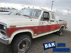 85 86 87 Ford F250 Manual Transmission 4 Speed Warner T