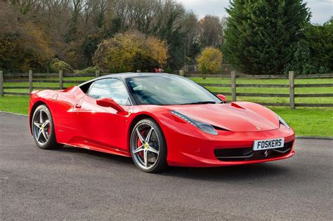 It added two further the success being enjoyed by the 458 italia with both critics and public alike crosses all borders. Scouting Report: Ferrari 458 Italia - Corvette: Sales, News & Lifestyle