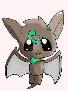 Cute Bat by alexdream12 on DeviantArt