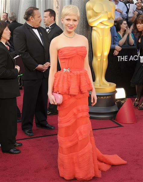 Michelle Williams The Academy Awards