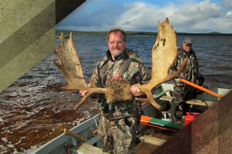 The Newfoundland Hunting Experience At Spruce Pond Hunting