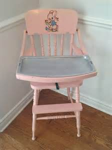 1950s jenny lind high chair 1950 s pinterest