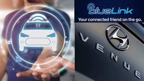 Hyundai Bluelink by Explained Hyundai Venue Bluelink Technology What It Is