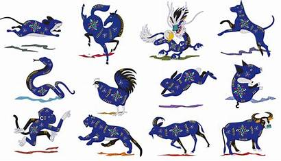 Zodiac Chinese Animals Horoscope Yap Joey Luck